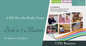 Birth to 5 Matters