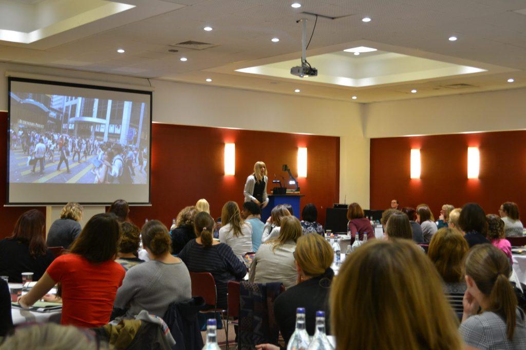 Public speaking - UK