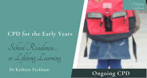 School Readiness or Lifelong Learning